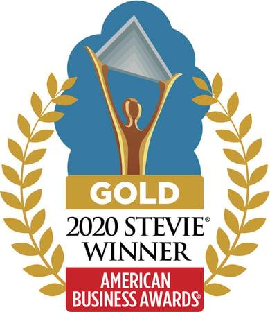 data gumbo 2020 stevie award winner