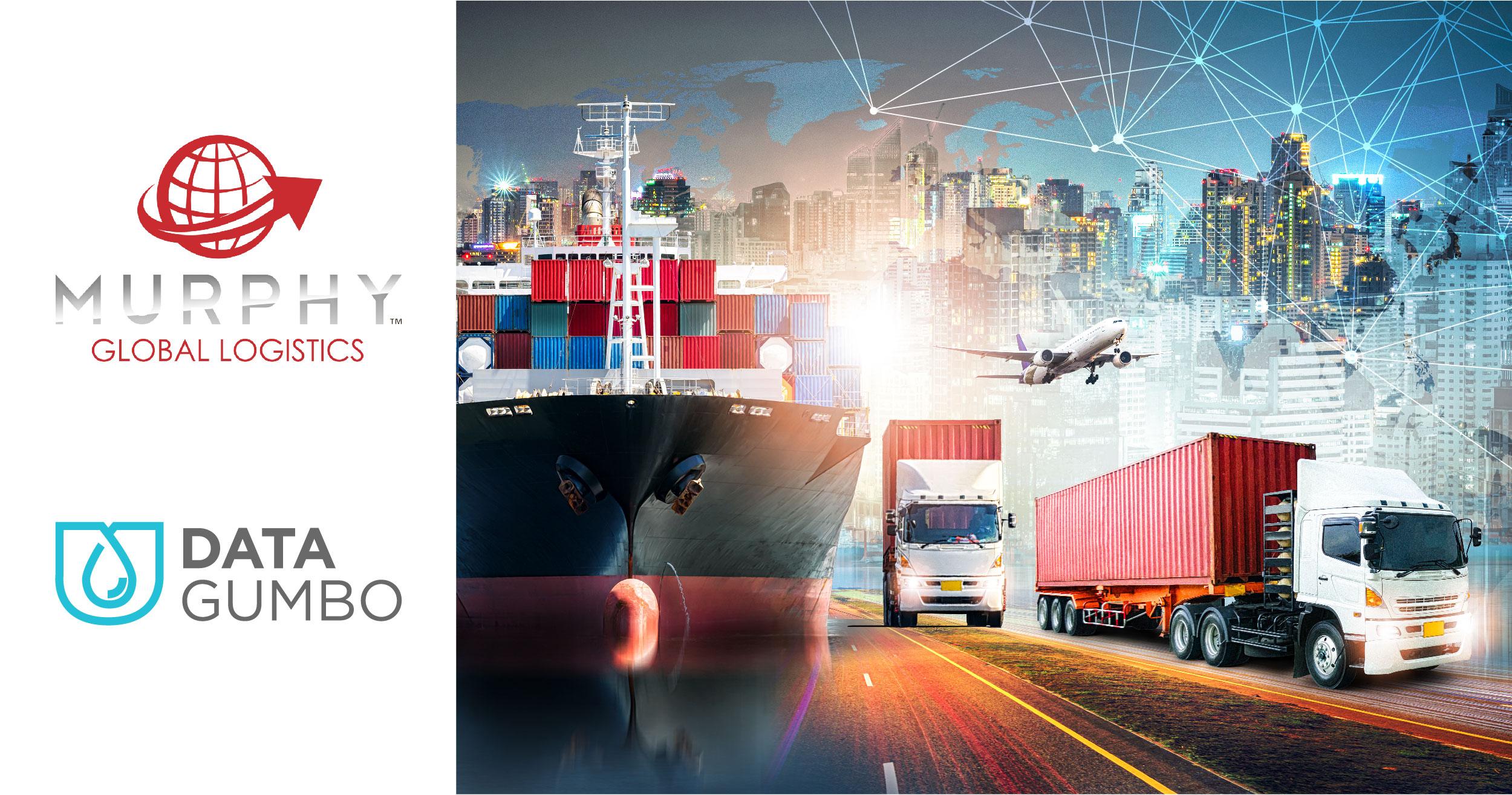 Murphy Global Logistics has adopted Data Gumbo's blockchain network, GumboNet
